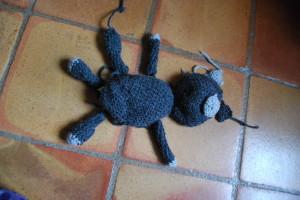 chat crochet drops design
