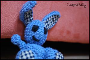 lapin au crochet