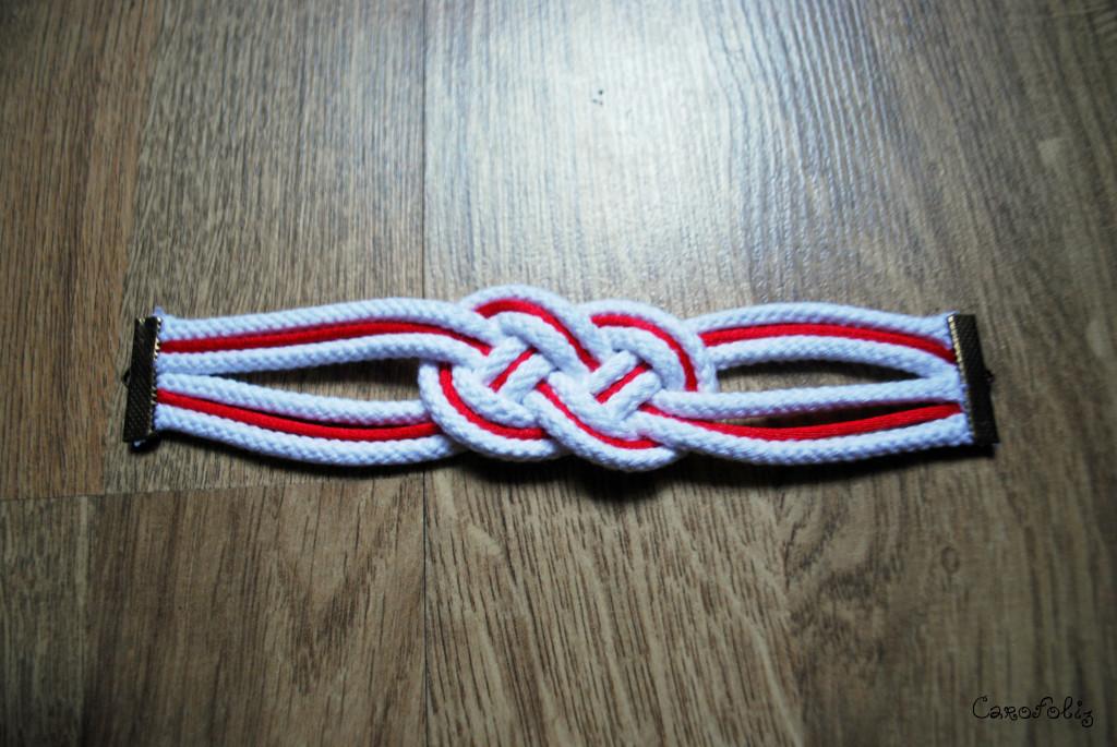 bracelet marin diy