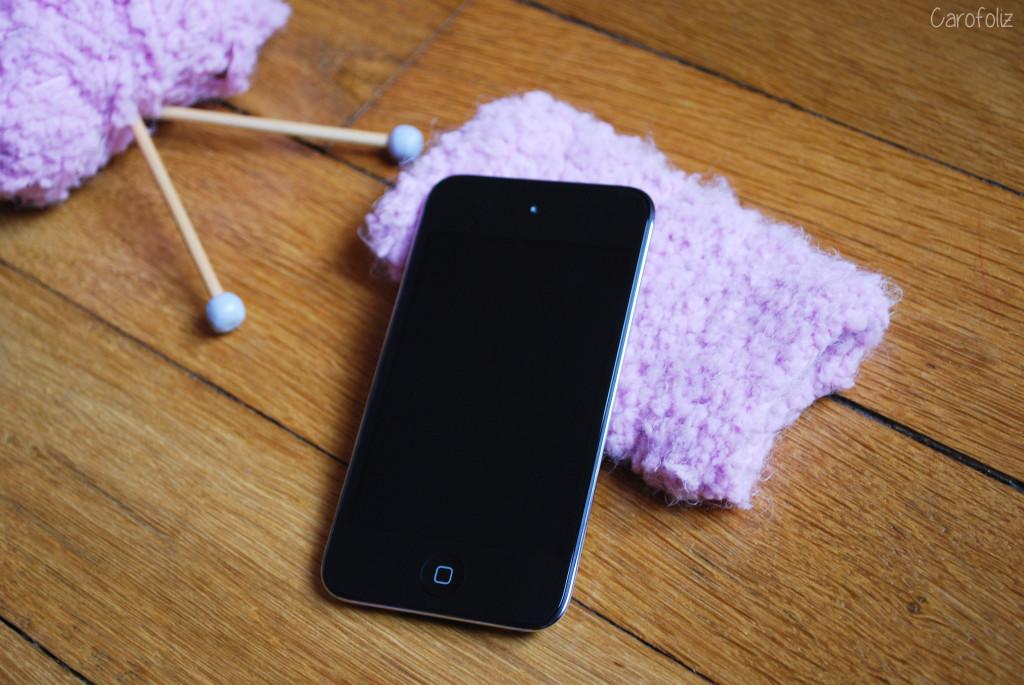 pochette ipod