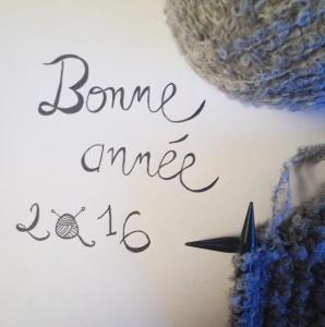 bonne annee 2016