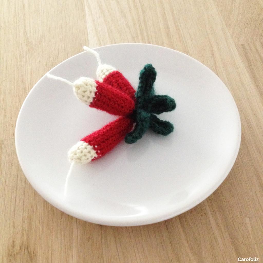 radis au crochet
