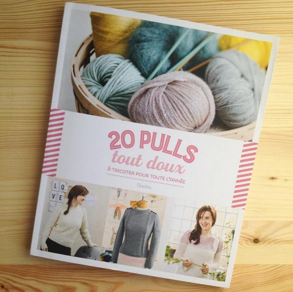 """""""20 pulls tout doux à tricoter toute l'année"""""""