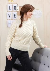 20 pulls tout doux à tricoter toute l'année par Charlov