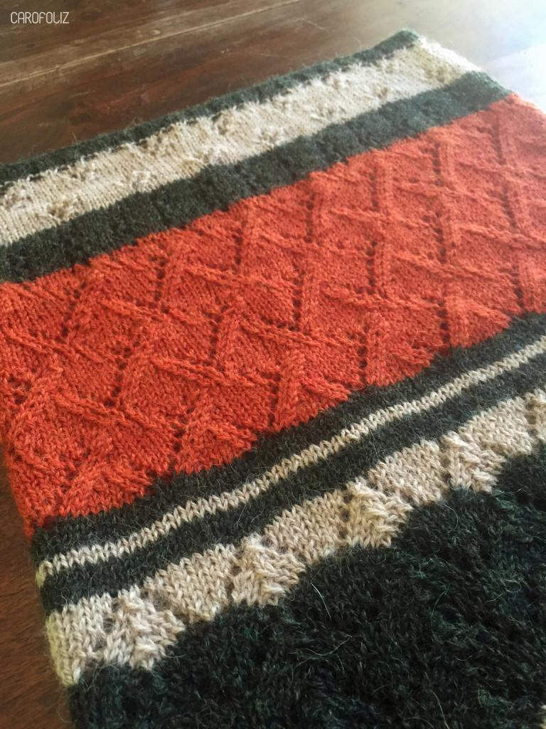 cowl tricot