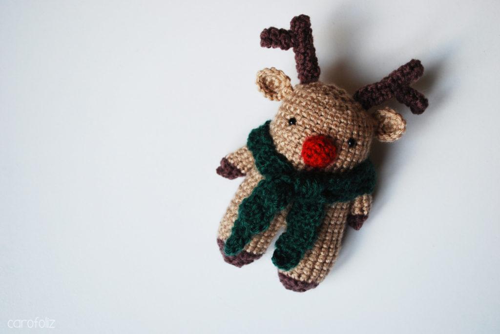 rudolphe au crochet