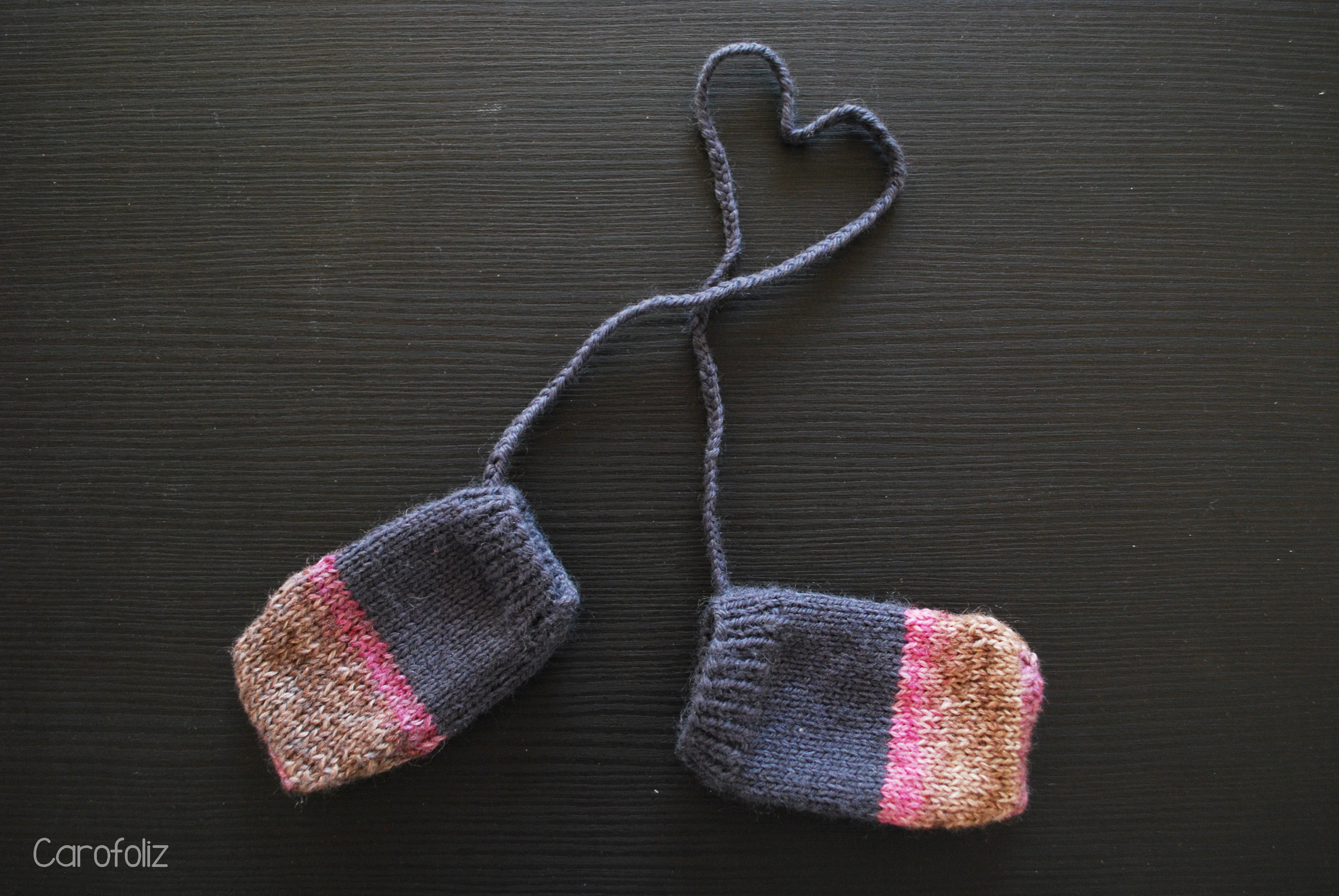 Cadeau pour nouveau n/é 3 paires de moufles pour b/éb/é gar/çon ou fille