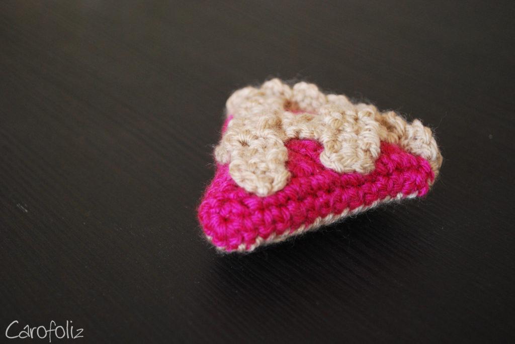 tarte crochet