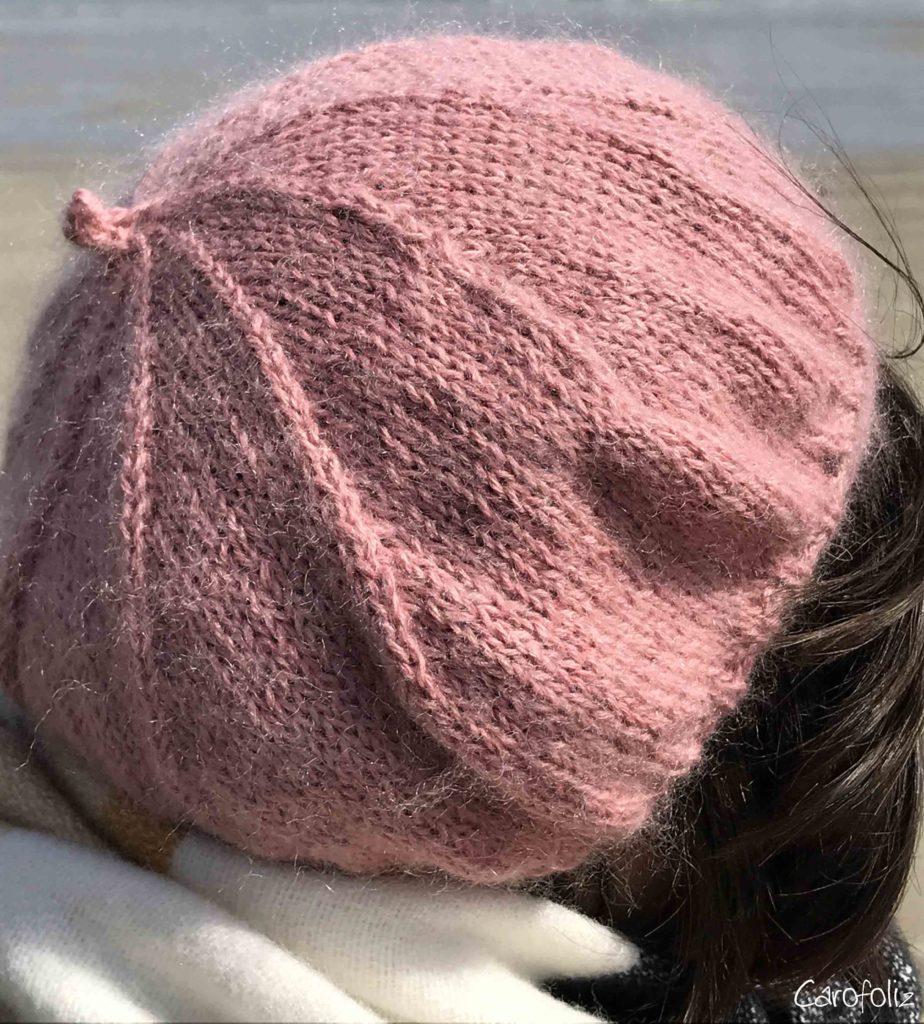 béret tricoté