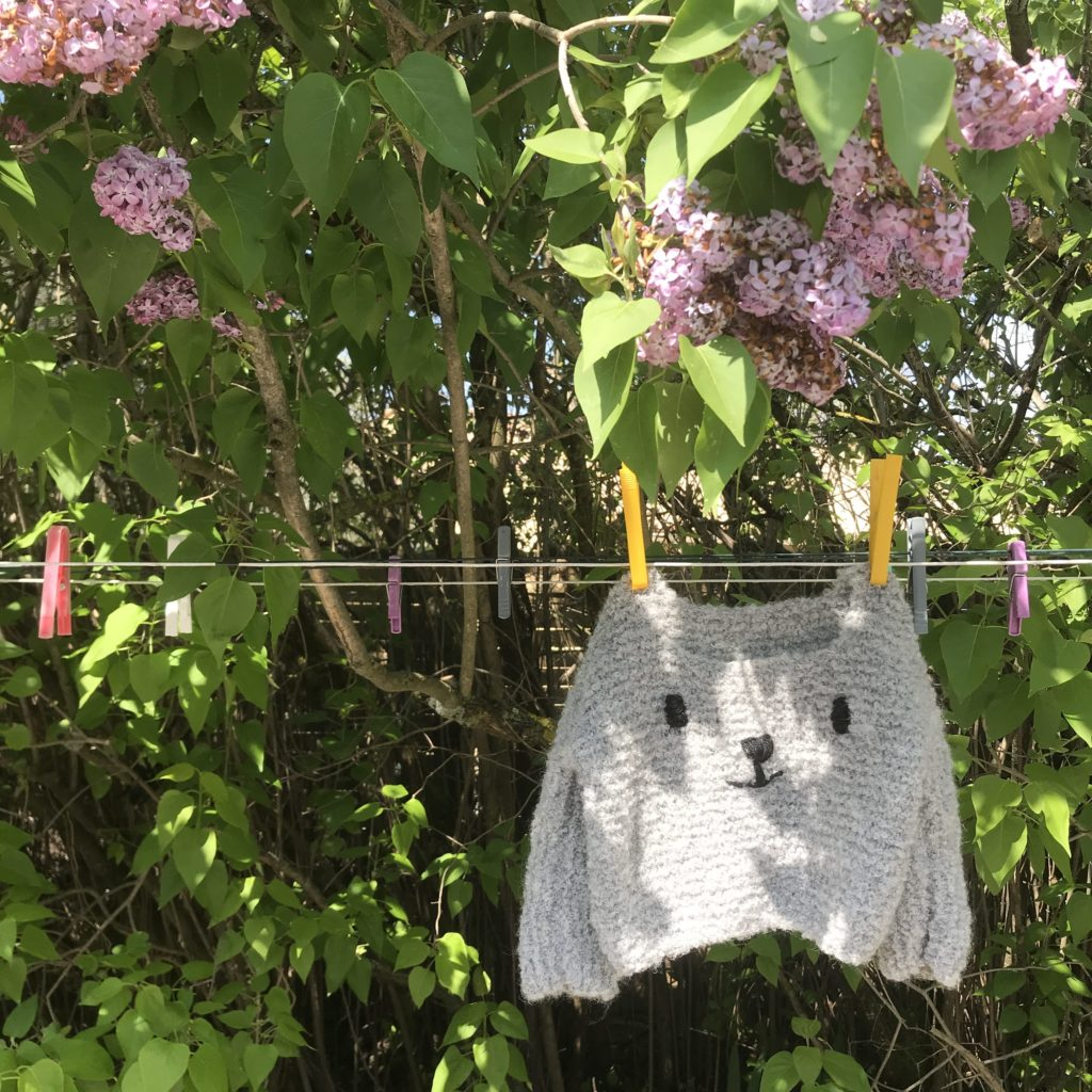 pull tube tricot