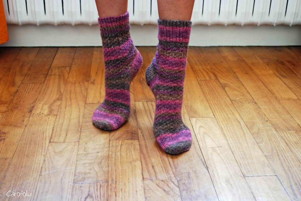 chausettes tricot
