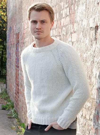carly pullover drops design