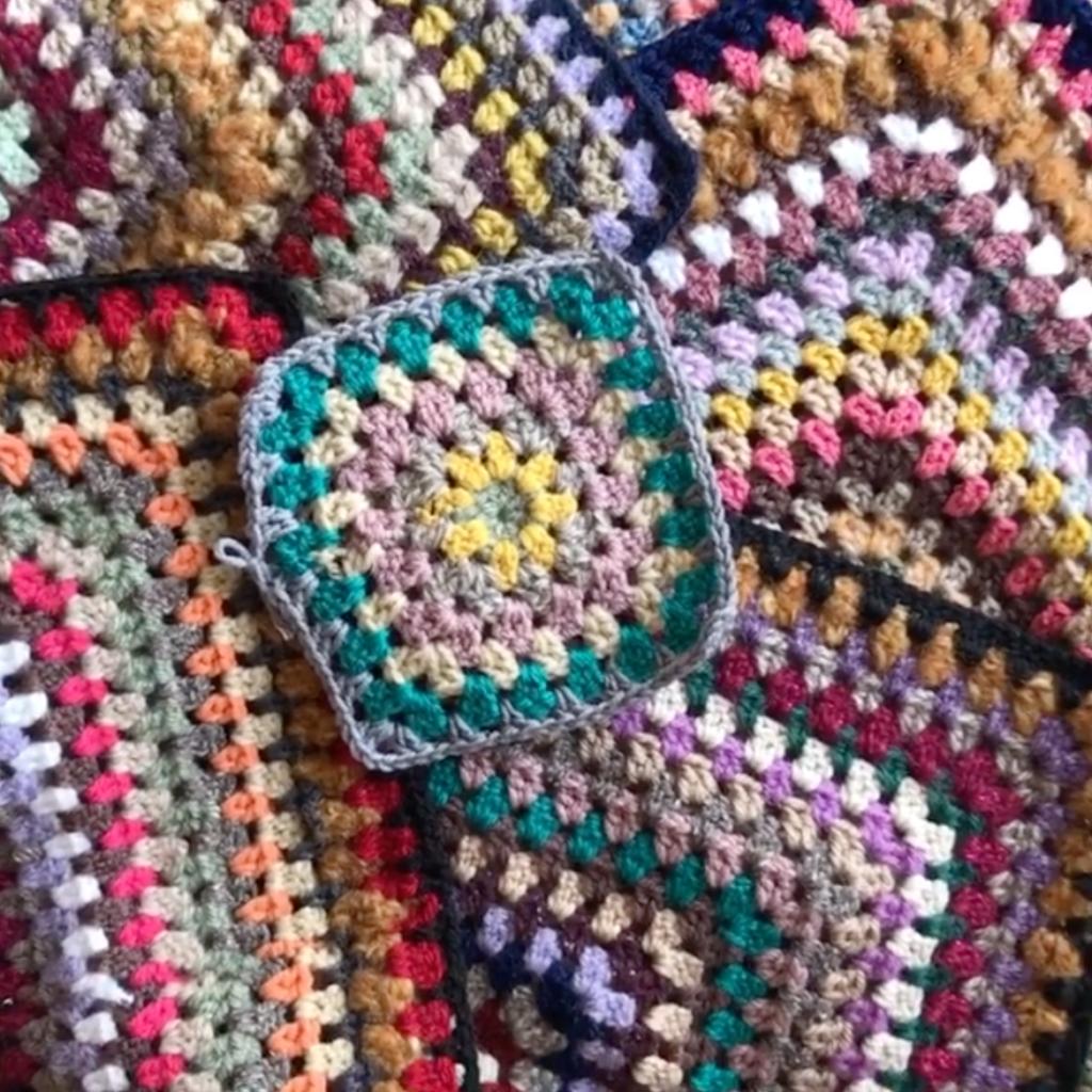 granny en crochet