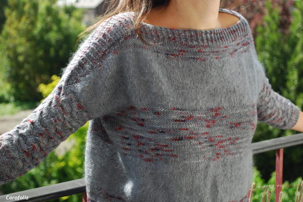 Amali sweater : pull tricot