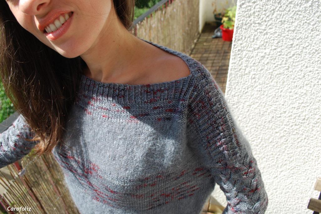 amali sweater