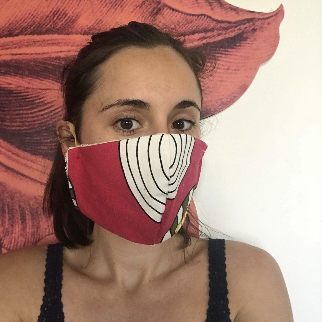 masque couture covid19