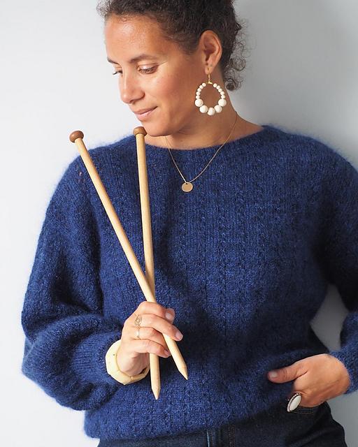 dunes tricot veste