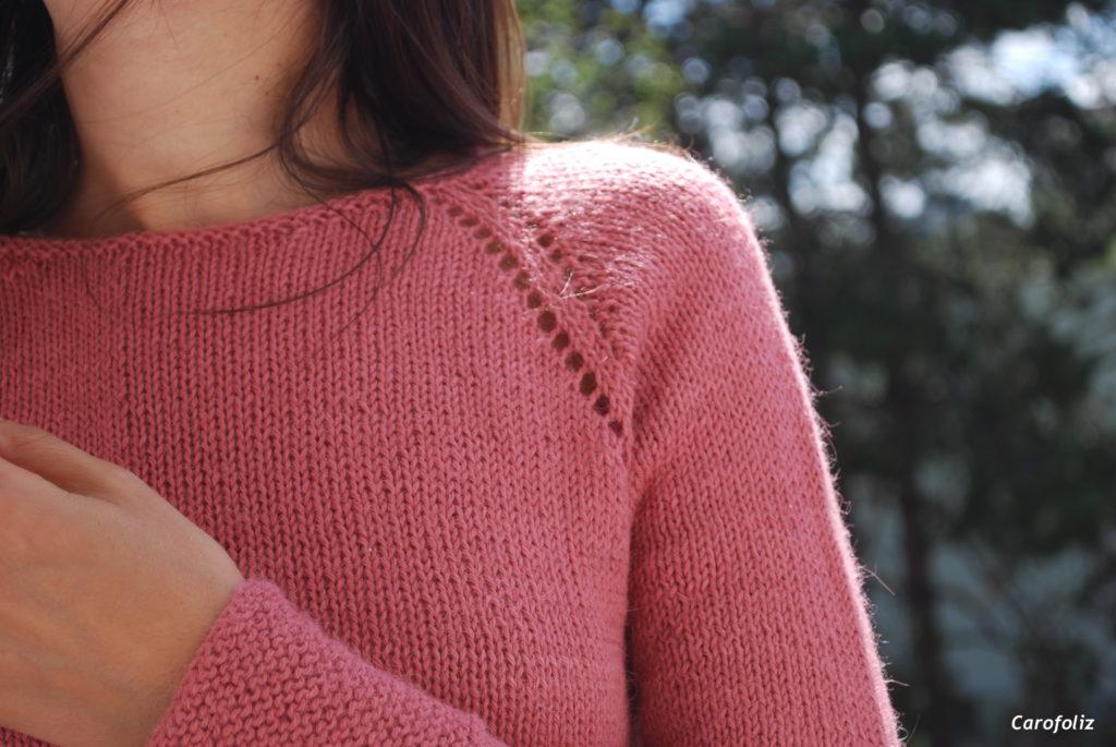 trescao pull au tricot