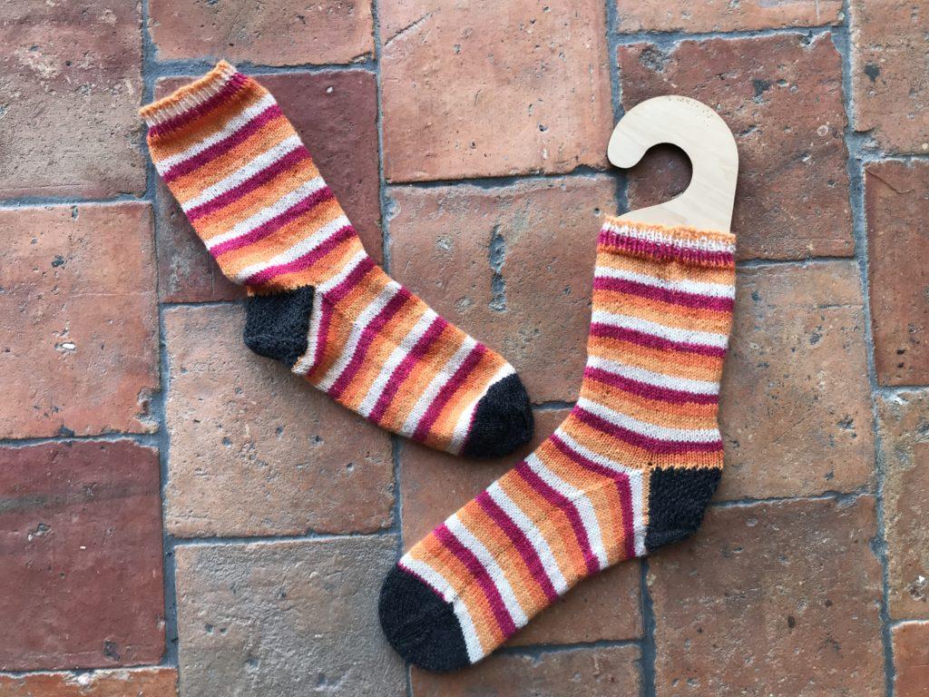sock knit