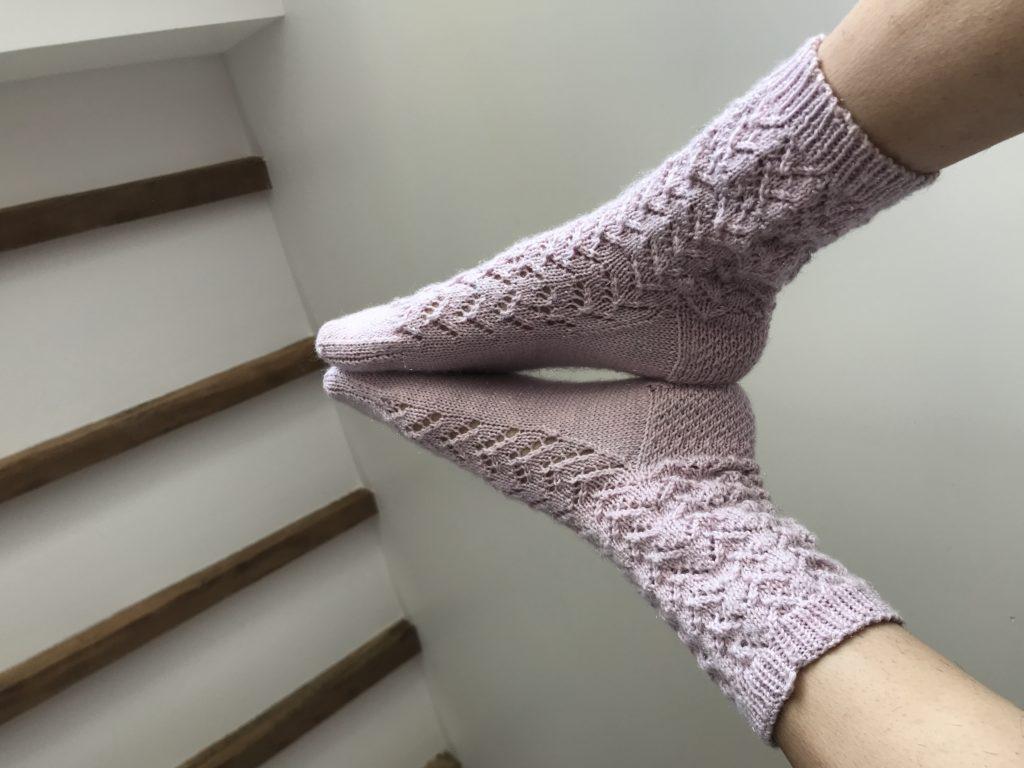 plumage socks