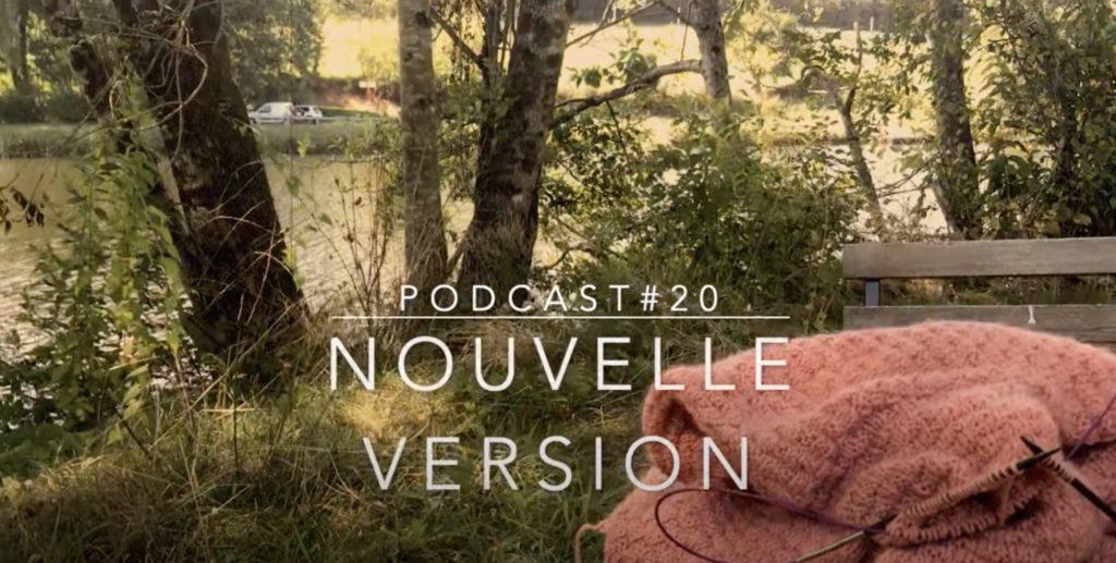 nouvelle version du podcast créatif